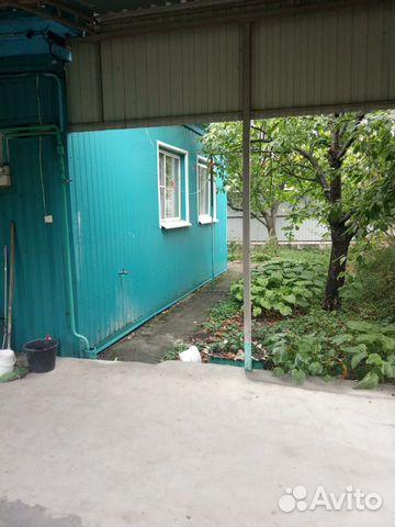 Hus 54 m2 på en tomt på 8 celler.