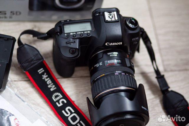 Canon 5D mark ii+ объектив 28-135 мм 89608557863 купить 1
