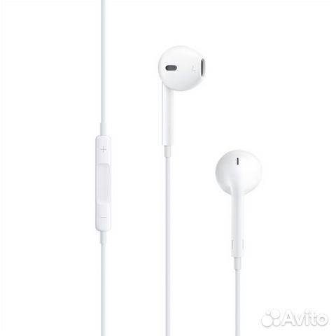 Оригинальные наушники Apple EarPods купить в Новосибирской области ... eb2ad4ceee479