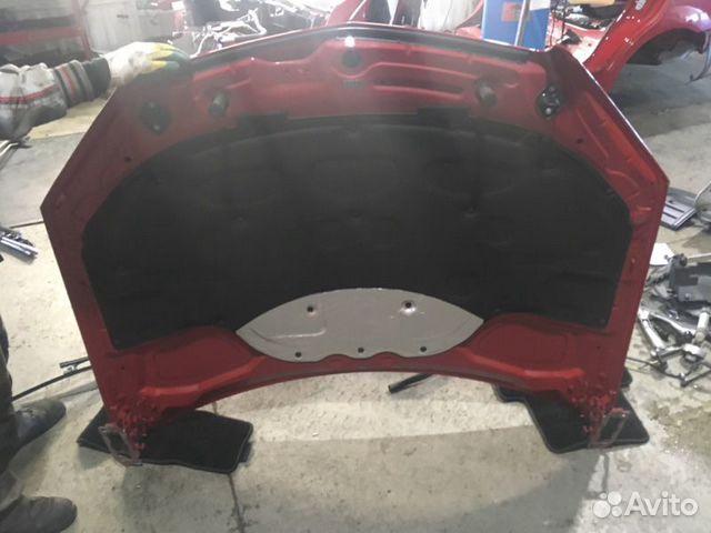 Капот Mercedes-Benz C-Class W204 271860 2010 89130308993 купить 5