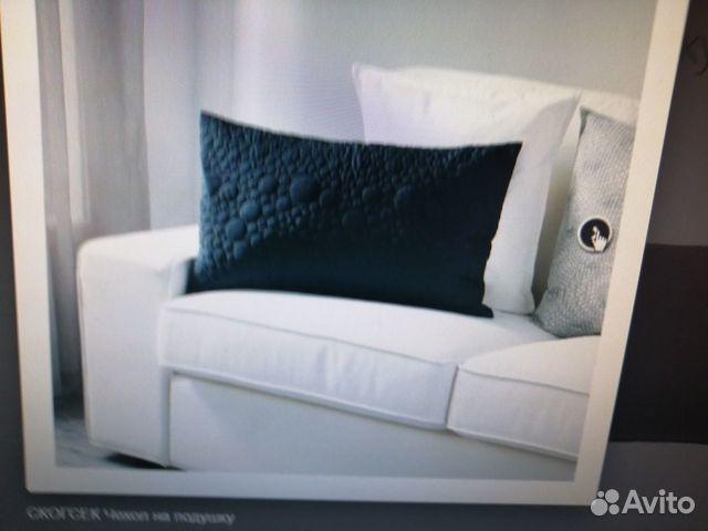 Чехол на подушку икеа 89520152000 купить 3