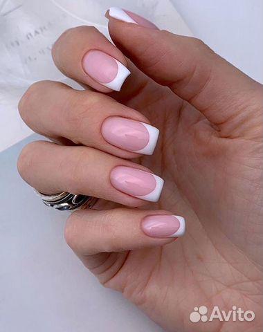 Наращивание ногтей, покрытие шеллак 89994311353 купить 8