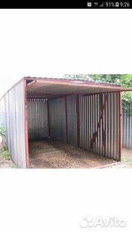 Garage, 12 m2
