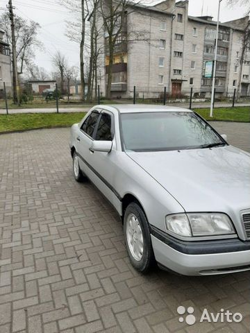 Mercedes-Benz C-класс, 1997 89114521092 купить 8