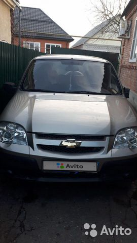 Chevrolet Niva, 2010 89887201844 купить 4