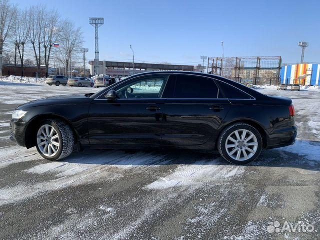 Audi A6, 2014 89587687118 купить 2