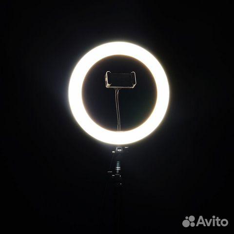 Кольцевой светодиодный светильник