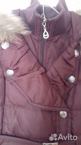Женское пальто (пуховик женский демисезон) 89245055073 купить 1