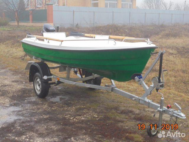 Моторная лодка алтан 360