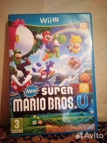 Игры Nintendo WiiU