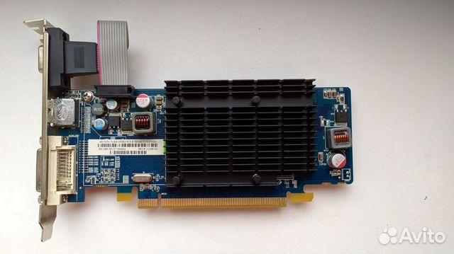 ATI asus EAH5450 Series
