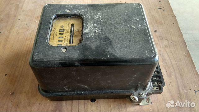 Счетчик трех-фазный СССР - са4У-И672А 89183924570 купить 3