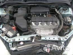84732022776 Двигатель Honda Civic 2001-2005