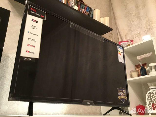 Смарт телевизор с голосовым управлением 32(новый) купить 2