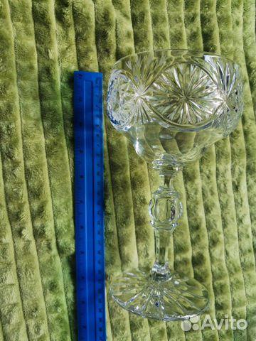 Хрустальная креманка  89003730481 купить 2