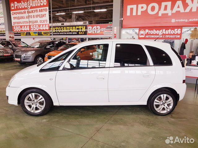Opel Meriva, 2007 89534550444 купить 2