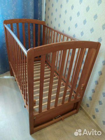 Кроватки детские 2шт