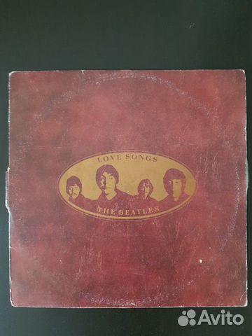 89991773552 Винил 2в1 The Beatles Love Songs