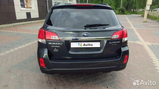 Subaru Outback, 2011 89386663275 купить 9