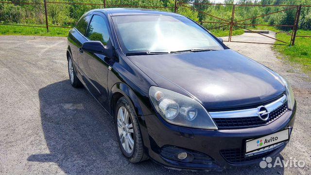 Opel Astra GTC, 2008 купить 3