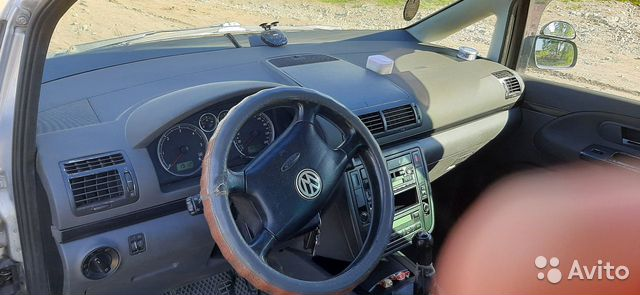 Volkswagen Sharan, 2003  купить 5