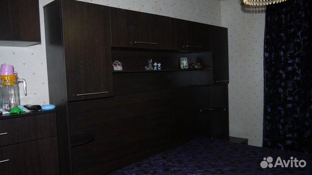 Комплект кровать, матрас, изголовье, тумбочки  89506276098 купить 1