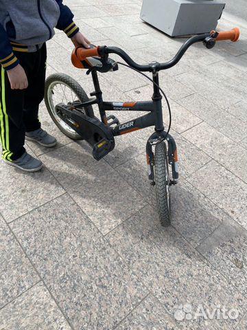 Велосипед 16 89048214738 купить 2