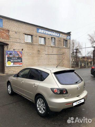 Mazda 3, 2007 89110402279 купить 3