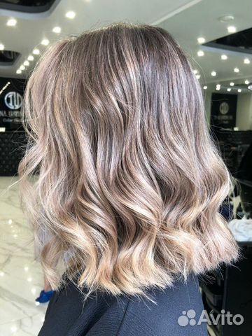 Окрашивание волос. Топ мастера 89177621453 купить 9