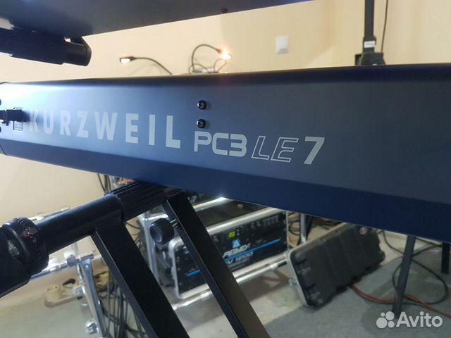 Синтезатор Kurzweil PC3 LE7