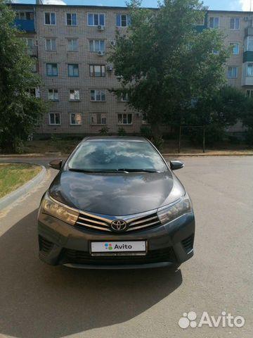 Toyota Corolla, 2014 купить 3