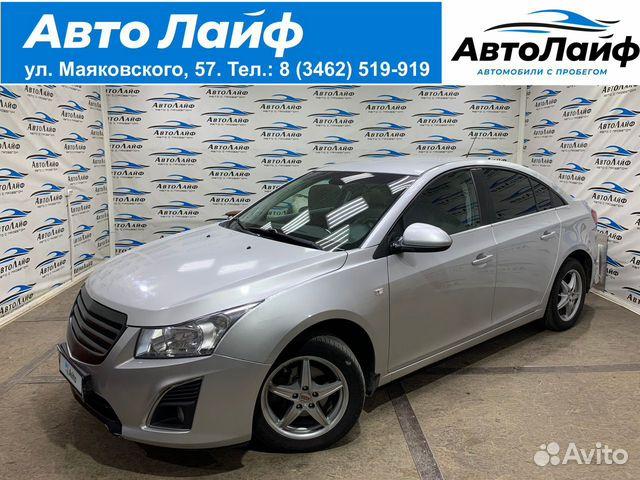 Chevrolet Cruze, 2013  89825110176 купить 1