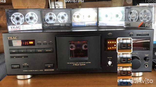Teac V-3000 сквозной канал  89630755001 купить 1