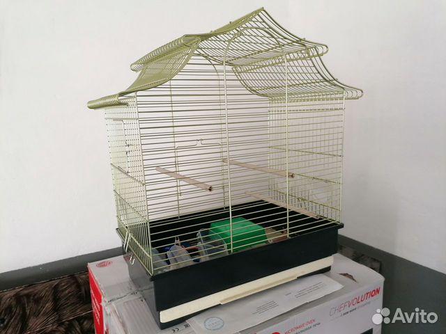 Продам клетку для попугаев  89501026382 купить 2