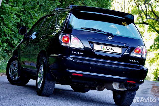 Lexus RX, 2003  89622639631 купить 2