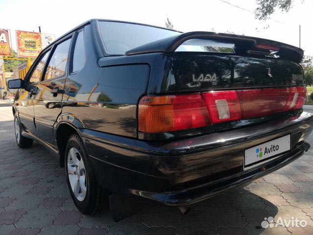 ВАЗ 2115 Samara, 2008  89620132498 купить 6