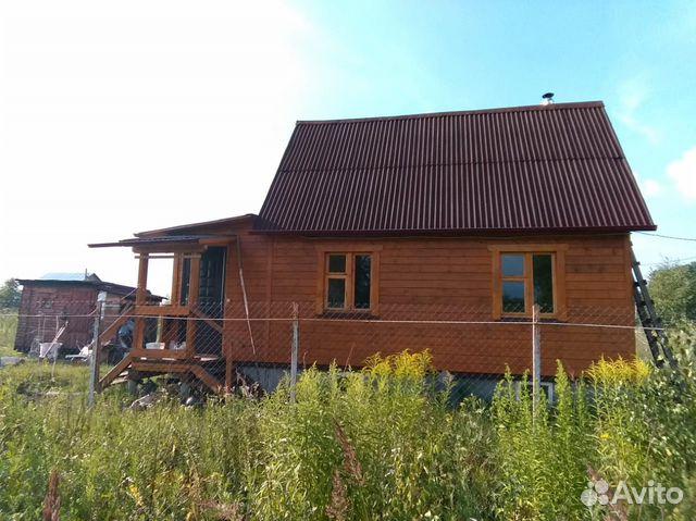 Дом 38 м² на участке 10 сот.