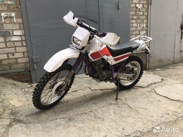 Yamaha serow 225  89623387647 купить 7