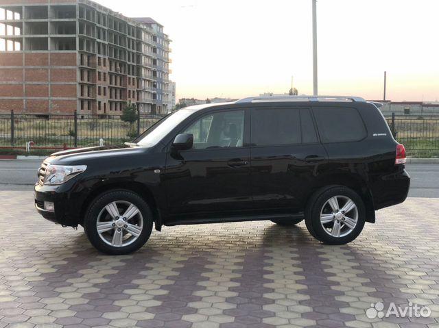 Toyota Land Cruiser, 2011  89270556666 купить 3