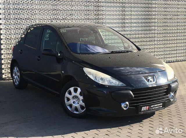 Peugeot 307, 2007  88633330423 купить 3