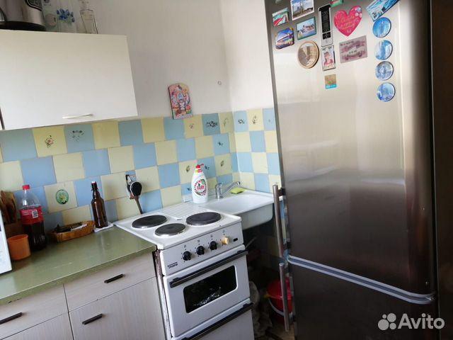 2-room apartment, 42 m2, 4/5 floor.  89293781568 buy 10