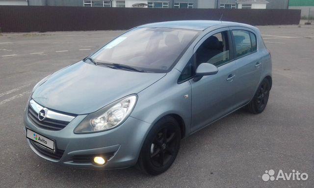 Opel Corsa, 2009  89097874073 купить 1