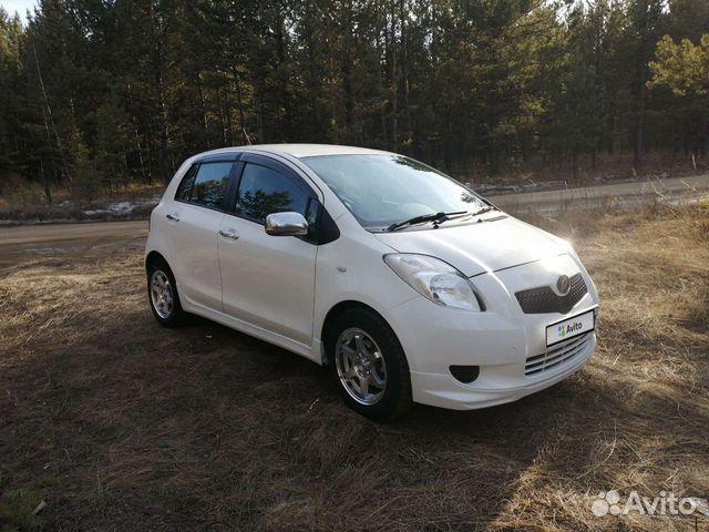 Toyota Vitz, 2005  89644620955 купить 6