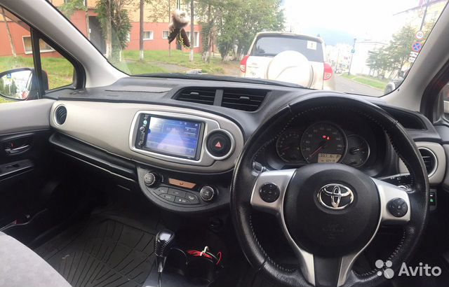 Toyota Vitz, 2011  89642393882 купить 5