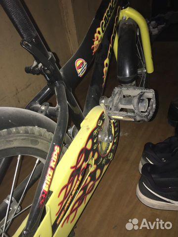 Motor Garage 20 детский велосипед  89371806321 купить 3
