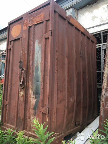 The container 3 t