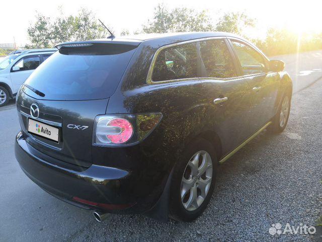 Mazda CX-7, 2010  89212831946 купить 8