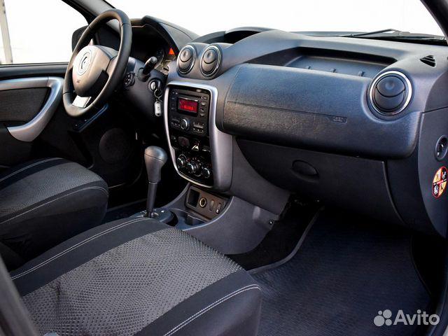 Renault Duster, 2012  88612441524 купить 5