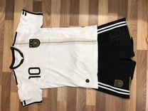 Комплект футбольной формы сборной Германии