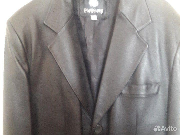 Кожаный пиджак  89622147641 купить 2